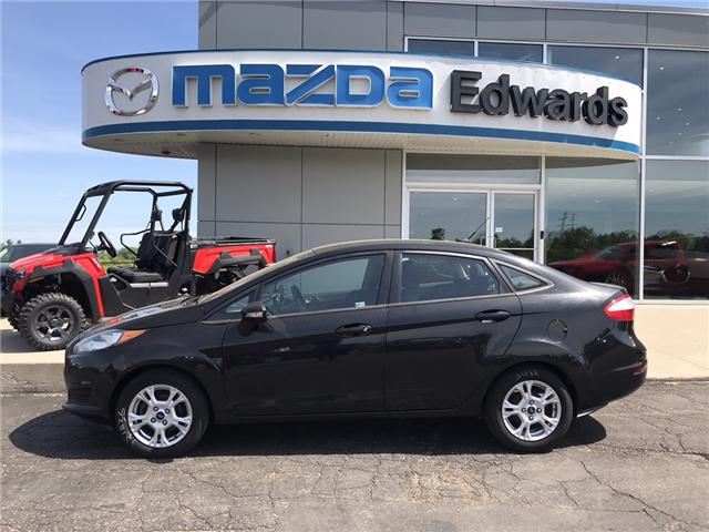 2014 Ford Fiesta SE (Stk: 21836) in Pembroke - Image 1 of 6