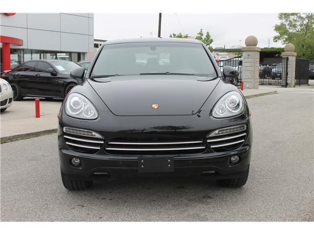 2014 Porsche Cayenne Diesel Platinum Edition (Stk: 16816) in Toronto - Image 2 of 24