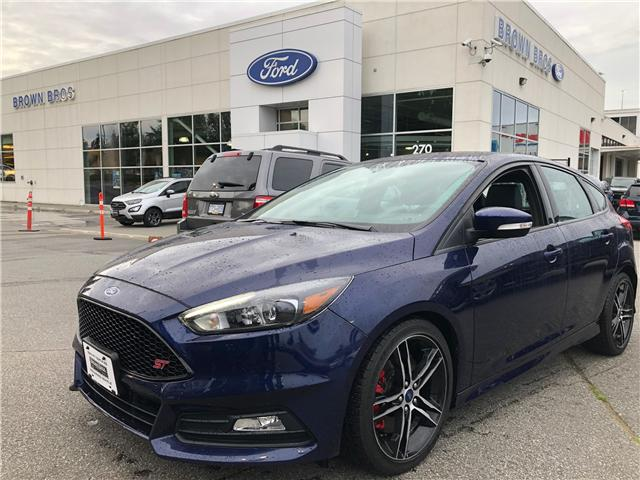 2016 Ford Focus ST Base (Stk: 19516B) in Vancouver - Image 1 of 27