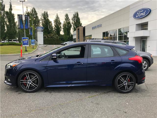 2016 Ford Focus ST Base (Stk: 19516B) in Vancouver - Image 2 of 27