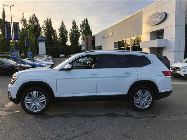 2018 Volkswagen Atlas 3.6 FSI Execline (Stk: 1861439A) in Vancouver - Image 2 of 28