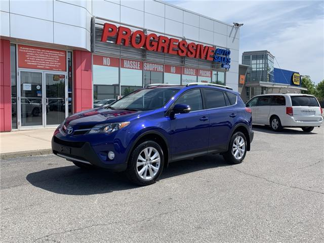 2014 Toyota RAV4 Limited (Stk: EW129352) in Sarnia - Image 1 of 25