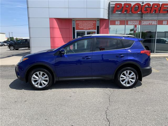 2014 Toyota RAV4 Limited (Stk: EW129352) in Sarnia - Image 5 of 25