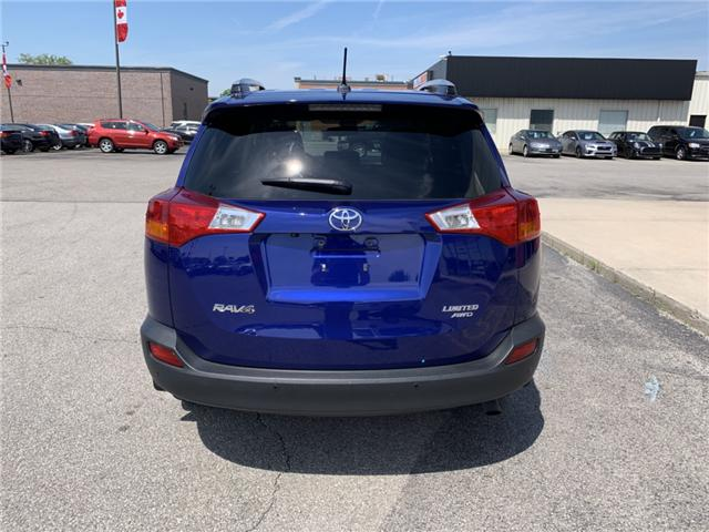 2014 Toyota RAV4 Limited (Stk: EW129352) in Sarnia - Image 6 of 25