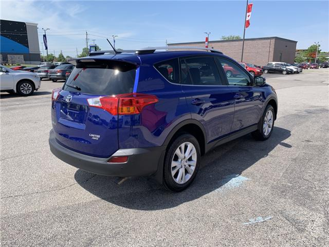 2014 Toyota RAV4 Limited (Stk: EW129352) in Sarnia - Image 7 of 25