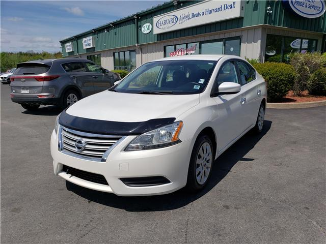 2014 Nissan Sentra 1.8 SV (Stk: 10402A) in Lower Sackville - Image 1 of 14