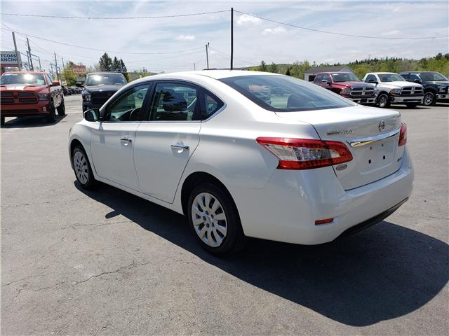2014 Nissan Sentra 1.8 SV (Stk: 10402A) in Lower Sackville - Image 3 of 14