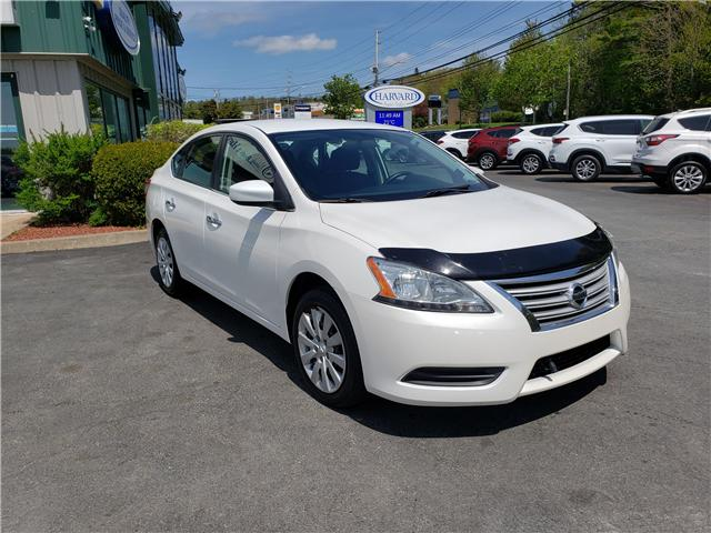 2014 Nissan Sentra 1.8 SV (Stk: 10402A) in Lower Sackville - Image 7 of 14