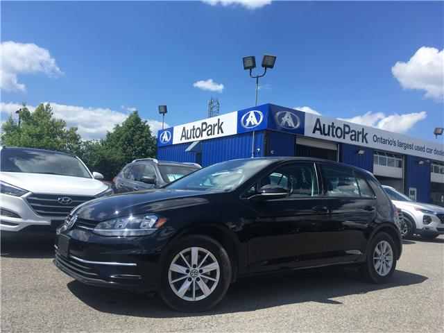 2018 Volkswagen Golf 1.8 TSI Trendline (Stk: 18-84007) in Georgetown - Image 1 of 22