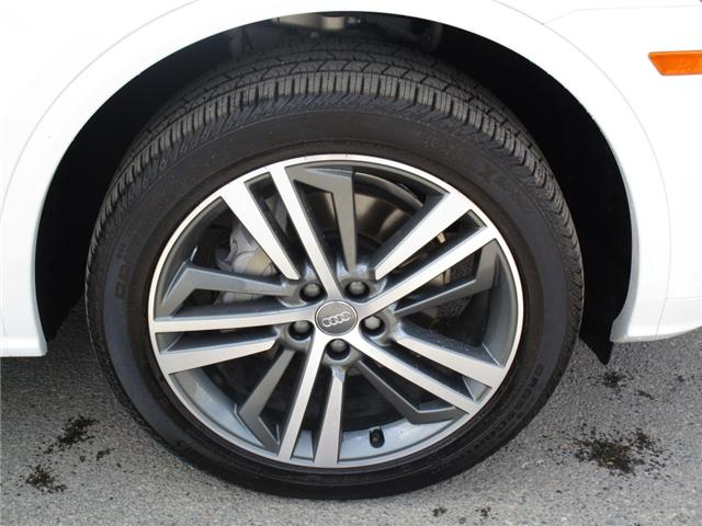 2018 Audi Q5 2.0T Progressiv (Stk: 180635) in Regina - Image 10 of 36