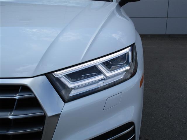2018 Audi Q5 2.0T Progressiv (Stk: 180635) in Regina - Image 14 of 36