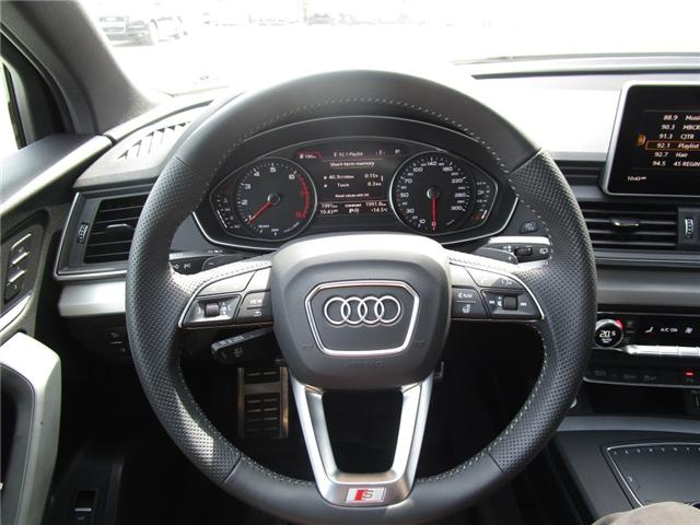 2018 Audi Q5 2.0T Progressiv (Stk: 180635) in Regina - Image 21 of 36