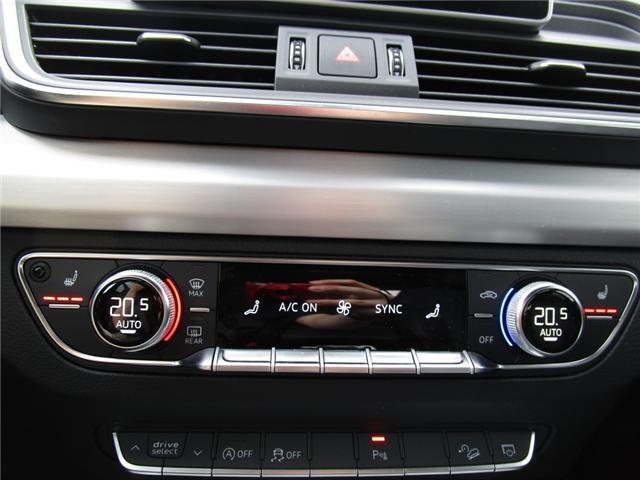 2018 Audi Q5 2.0T Progressiv (Stk: 180635) in Regina - Image 30 of 36