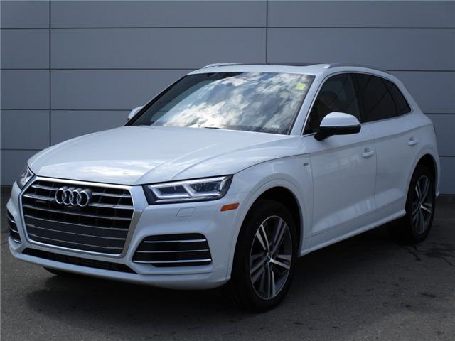 2018 Audi Q5 2.0T Progressiv (Stk: 180653) in Regina - Image 15 of 36