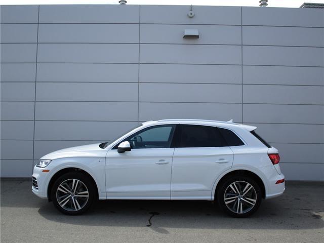 2018 Audi Q5 2.0T Progressiv (Stk: 180653) in Regina - Image 9 of 36