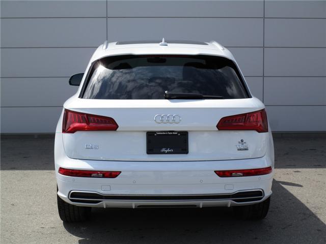 2018 Audi Q5 2.0T Progressiv (Stk: 180653) in Regina - Image 4 of 36