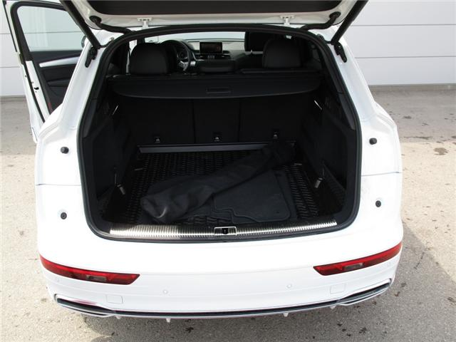 2018 Audi Q5 2.0T Progressiv (Stk: 180653) in Regina - Image 5 of 36