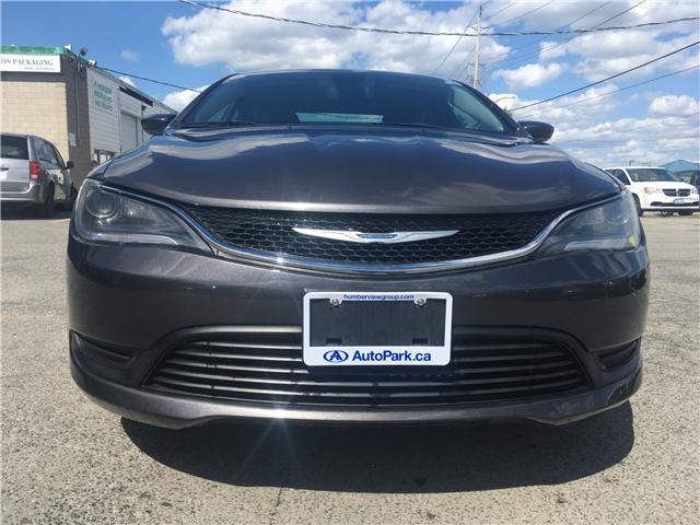 2015 Chrysler 200 LX (Stk: 15-31012) in Georgetown - Image 2 of 21