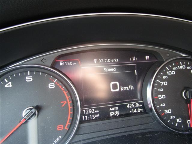 2018 Audi Q5 2.0T Progressiv (Stk: 180653) in Regina - Image 25 of 36