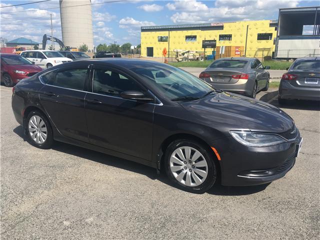 2015 Chrysler 200 LX (Stk: 15-31012) in Georgetown - Image 3 of 21