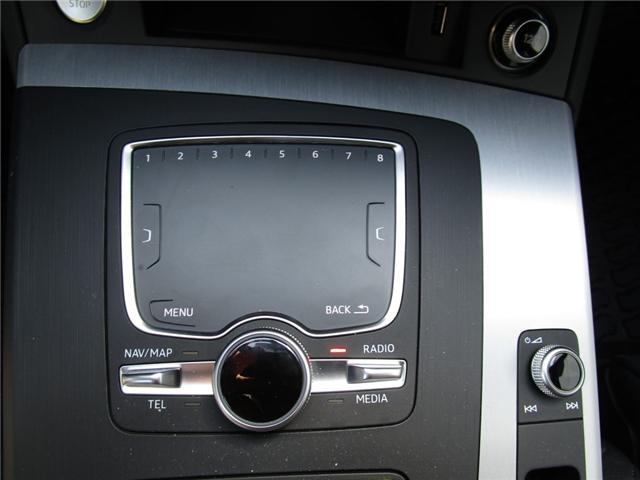 2018 Audi Q5 2.0T Progressiv (Stk: 180653) in Regina - Image 29 of 36