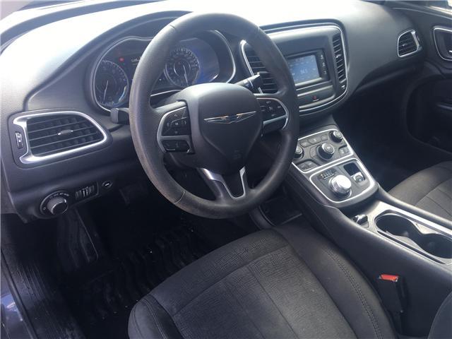 2015 Chrysler 200 LX (Stk: 15-31012) in Georgetown - Image 14 of 21