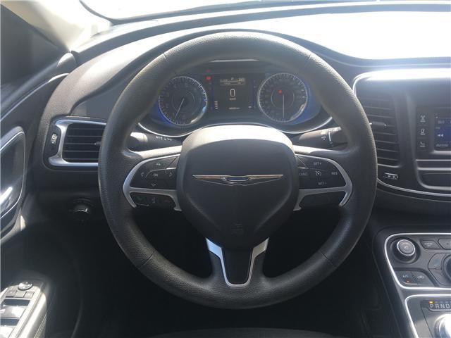 2015 Chrysler 200 LX (Stk: 15-31012) in Georgetown - Image 16 of 21