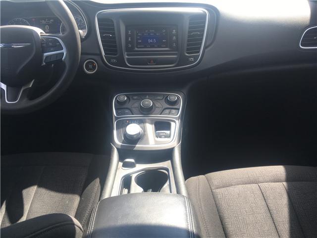 2015 Chrysler 200 LX (Stk: 15-31012) in Georgetown - Image 17 of 21