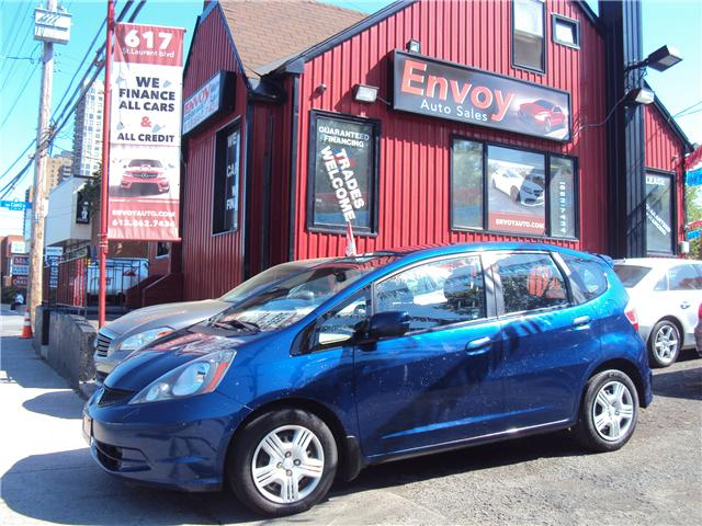 2014 Honda Fit LX (Stk: ) in Ottawa - Image 1 of 29
