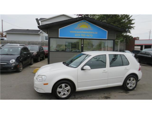 2009 Volkswagen City Golf 2.0L (Stk: A272) in Ottawa - Image 1 of 18