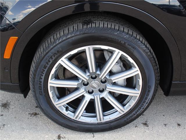 2019 Audi Q7 55 Technik (Stk: 190133) in Regina - Image 11 of 36