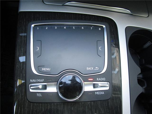 2019 Audi Q7 55 Technik (Stk: 190133) in Regina - Image 29 of 36