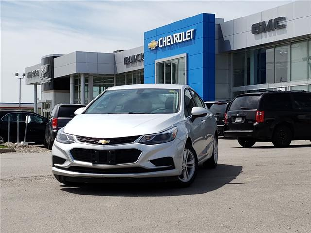 2017 Chevrolet Cruze LT Auto (Stk: NR13466) in Newmarket - Image 1 of 14