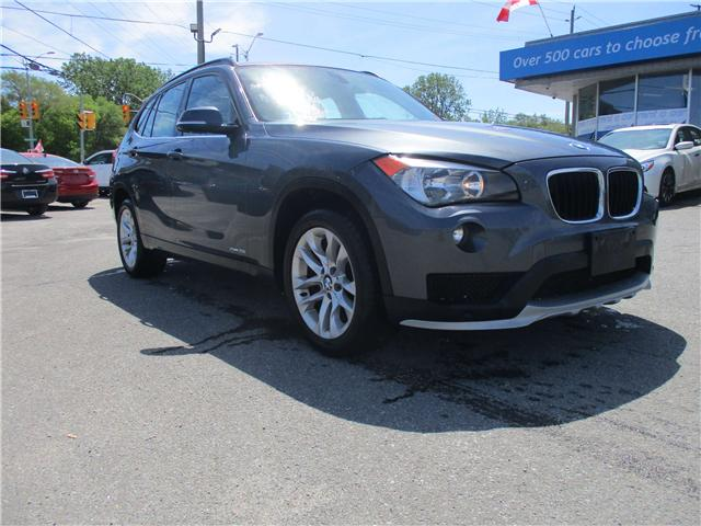 2015 BMW X1 xDrive28i (Stk: 190834) in Kingston - Image 1 of 13