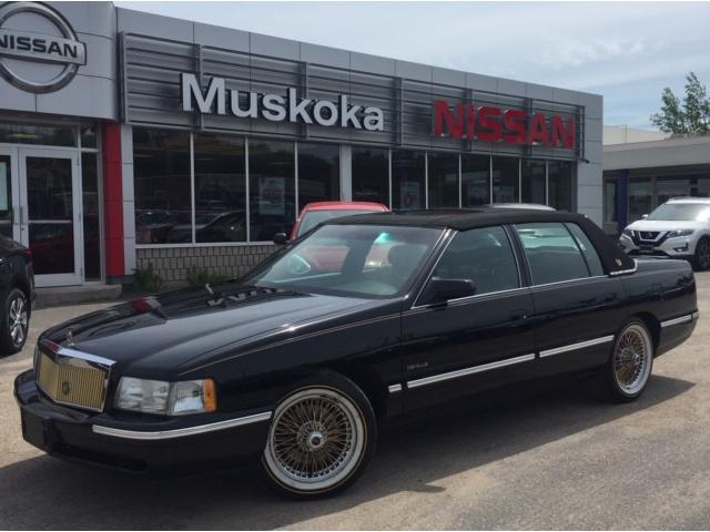1999 Cadillac DeVille Base (Stk: 20001A) in Bracebridge - Image 1 of 17