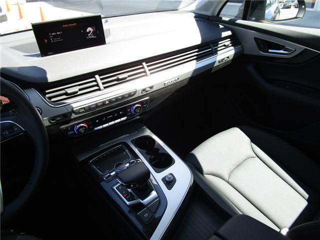 2019 Audi Q7 55 Technik (Stk: 190134) in Regina - Image 28 of 36