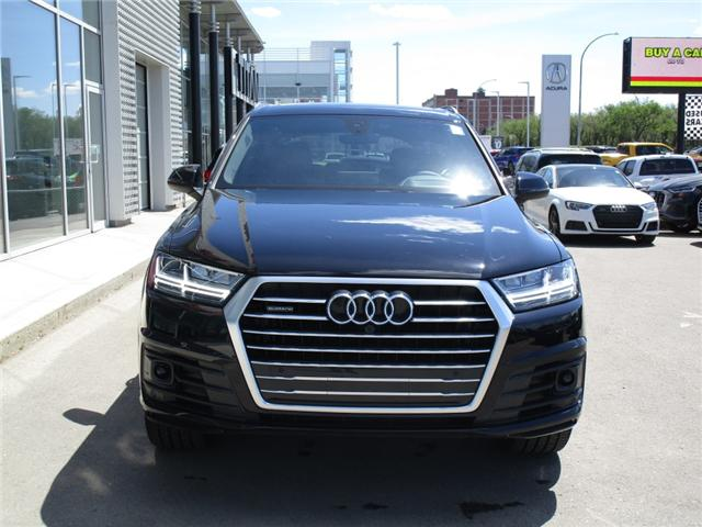 2019 Audi Q7 55 Technik (Stk: 190137) in Regina - Image 9 of 38