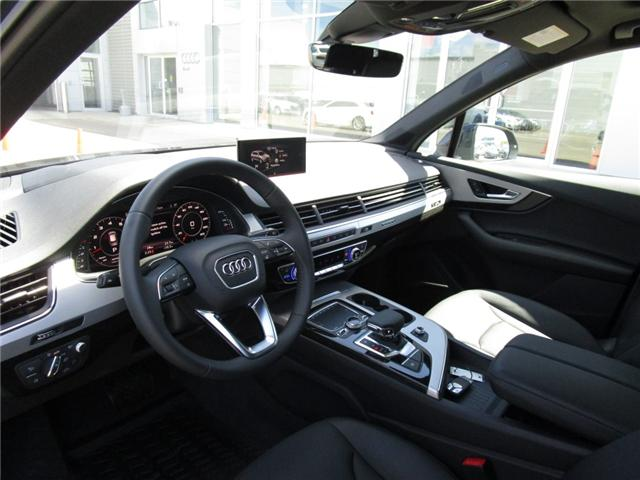 2019 Audi Q7 55 Technik (Stk: 190137) in Regina - Image 18 of 38