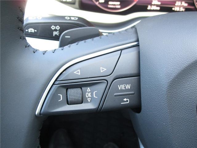 2019 Audi Q7 55 Technik (Stk: 190137) in Regina - Image 23 of 38