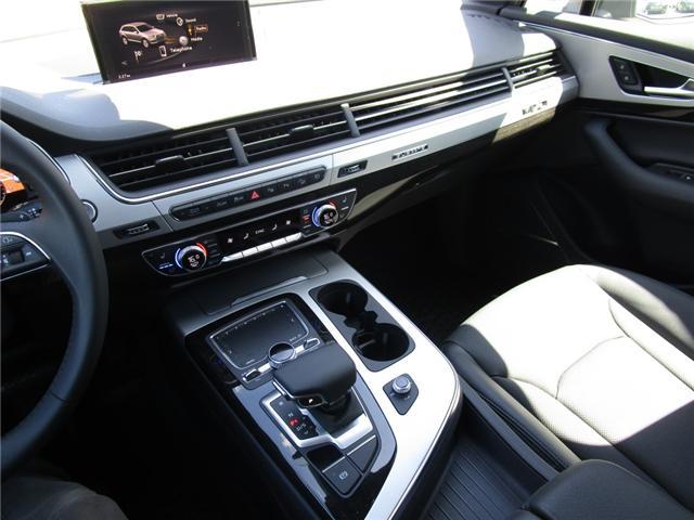 2019 Audi Q7 55 Technik (Stk: 190137) in Regina - Image 29 of 38
