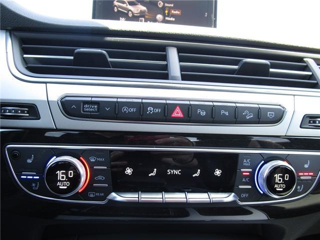 2019 Audi Q7 55 Technik (Stk: 190137) in Regina - Image 31 of 38