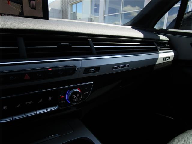 2019 Audi Q7 55 Technik (Stk: 190137) in Regina - Image 34 of 38