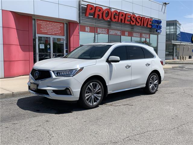2018 Acura MDX Elite Package (Stk: JL802882) in Sarnia - Image 1 of 29