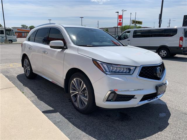 2018 Acura MDX Elite Package (Stk: JL802882) in Sarnia - Image 4 of 29