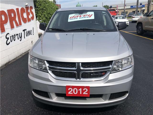 2012 Dodge Journey CVP/SE Plus (Stk: 19-381) in Oshawa - Image 2 of 13