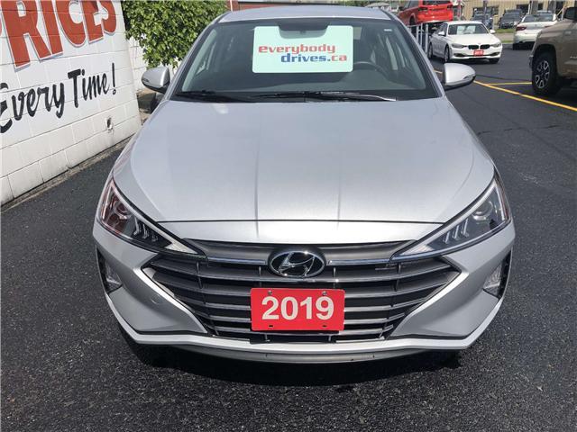 2019 Hyundai Elantra Preferred (Stk: 19-383) in Oshawa - Image 2 of 13