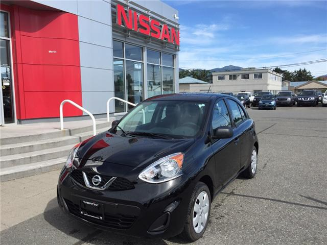 2019 Nissan Micra S (Stk: N90-1311) in Chilliwack - Image 1 of 18