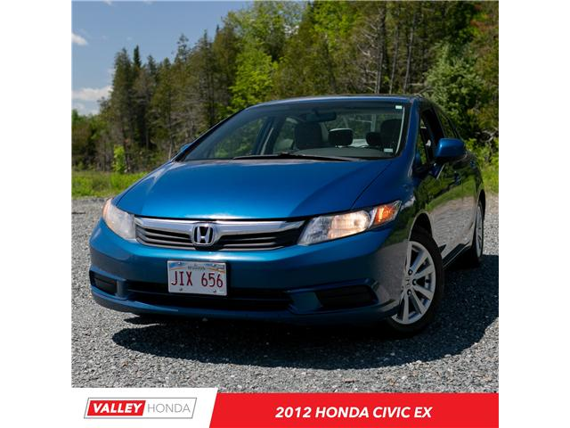 2012 Honda Civic EX (Stk: U5020B) in Woodstock - Image 1 of 10