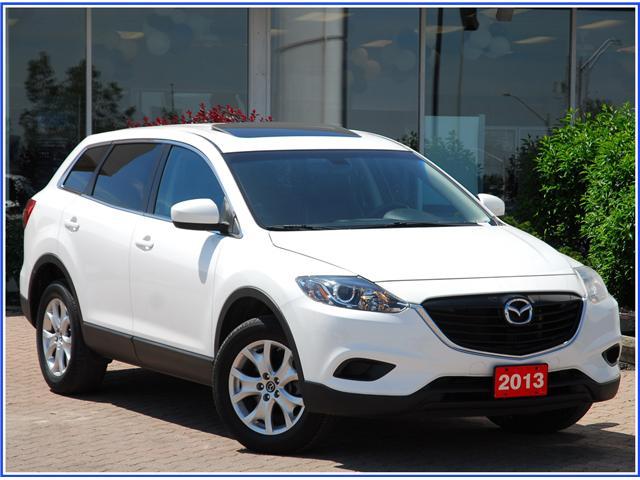 2013 Mazda CX-9 GS (Stk: 9F6440AX) in Kitchener - Image 2 of 19
