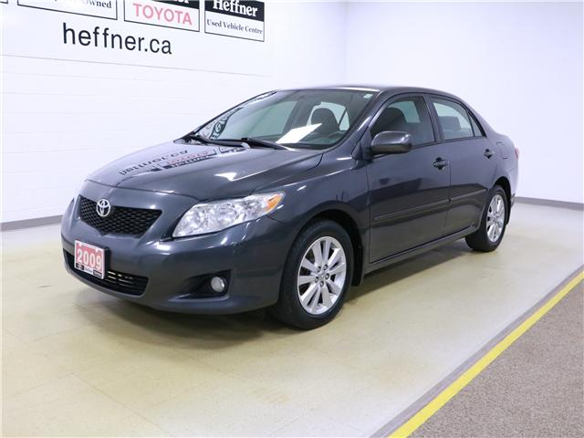 2009 Toyota Corolla LE (Stk: 195374) in Kitchener - Image 1 of 28